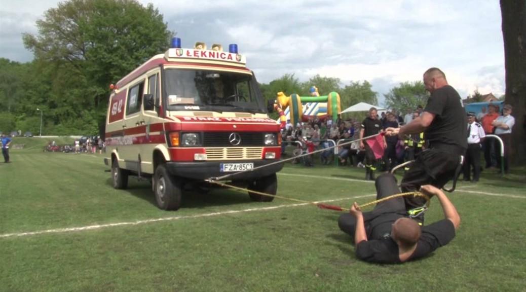 Imprezy - zawody strażackie Łęknica