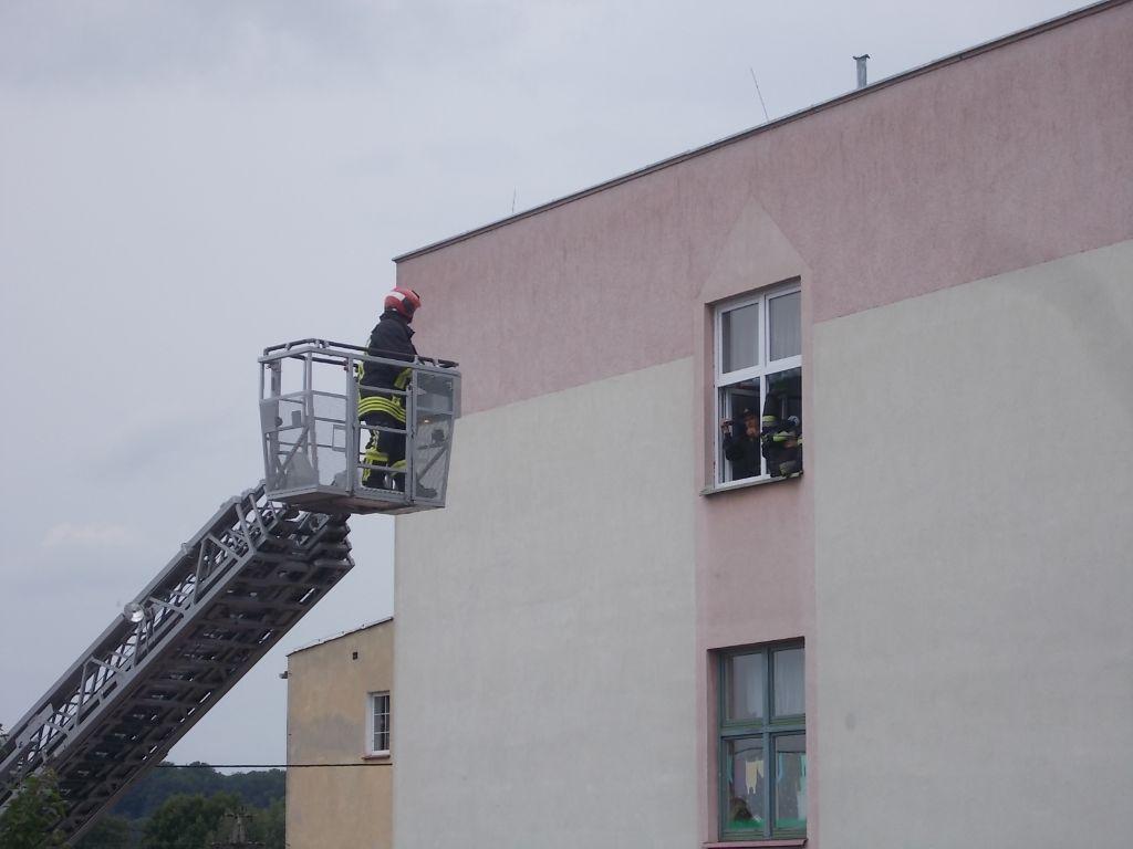 Akcja pożarowa 22.06.2015 023
