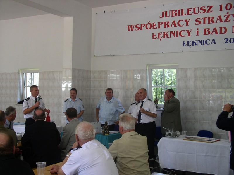 10-lecie OSP w Łęknicy