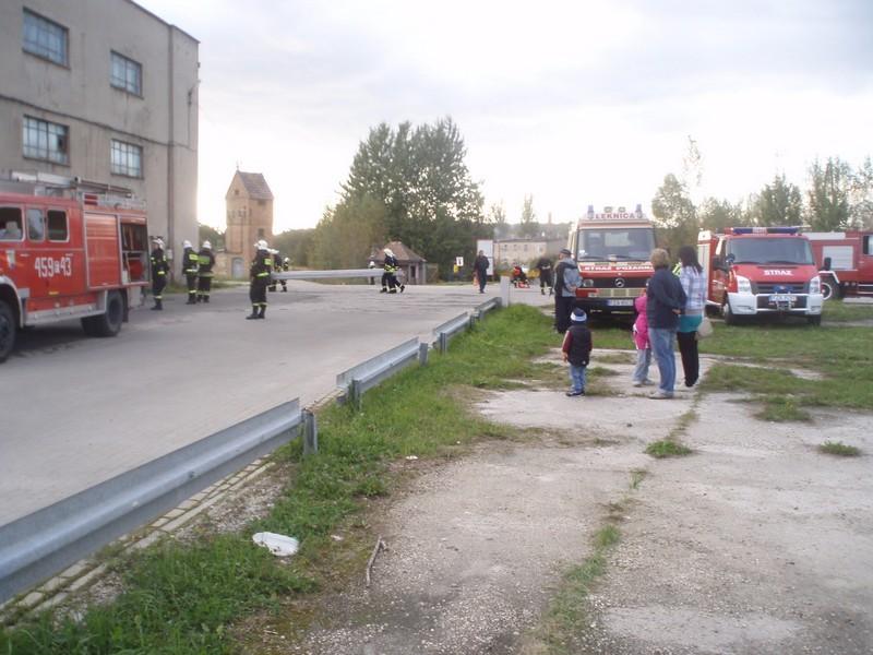 Polsko-Niemieckie Ćwiczenia Strażackie 2011