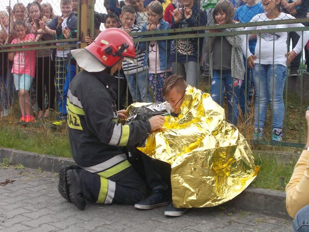 Akcja pożarowa 22.06.2015 036
